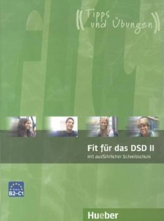 Fit für das DSD II. Übungsbuch mit Audio-CD, Deutsch als Fremdsprache / Übungsbuch mit Audio-CD - Náhled učebnice