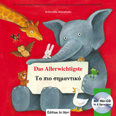 Das Allerwichtigste, Deutsch-Griechisch. To pio simandiko, m. Audio-CD