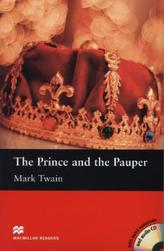 The Prince and the Pauper, w. 2 Audio-CDs