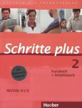 Kursbuch + Arbeitsbuch + Audio-CD