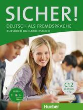 Kurs- und Arbeitsbuch, m. CD-ROM zum Arbeitsbuch, Lektion 7-12
