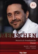 Glossar Deutsch-Italienisch / Tedesco-Italiano