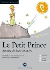 Le Petit Prince, 1 Audio-CD + 1 CD-ROM + Textbuch