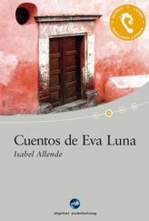 Cuentos de Eva Luna, 1 Audio-CD + 1 CD-ROM + Textbuch