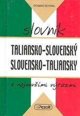 Taliansko - slovenský slovensko - taliansky slovník s najnovšími výrazmi