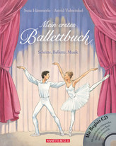 Mein erstes Ballettbuch, m. 1 Audio-CD