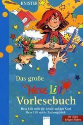 Das große Hexe Lilli Vorlesebuch. Bd.1