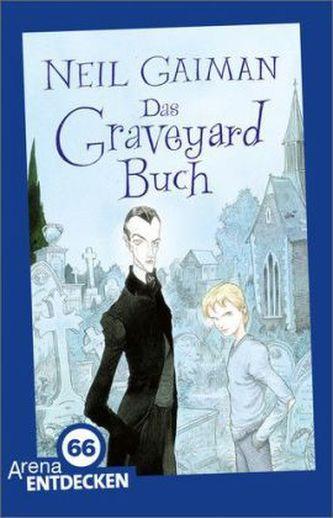 Das Graveyard-Buch - Neil Gaiman
