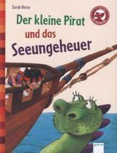 Der kleine Pirat und das Seeungeheuer
