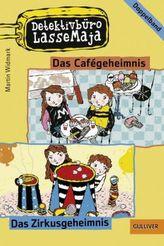 Detektivbüro LasseMaja - Das Cafégeheimnis, Das Zirkusgeheimnis