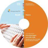 Schreibvorlagen nach DIN 5008, CD-ROM