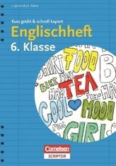 Englischheft 6. Klasse