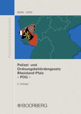 Polizei- und Ordnungsbehördengesetz Rheinland-Pfalz (POG)