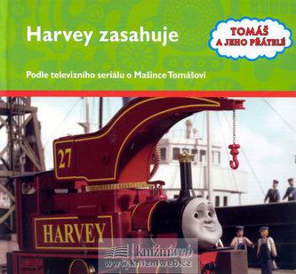Harvey zasahuje
