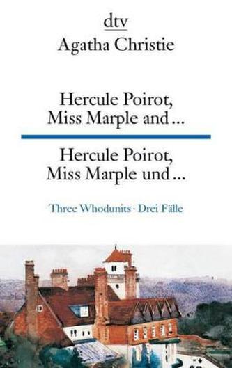 Hercule Poirot, Miss Marple and .... Hercule Poirot, Miss Marple und ... - Agatha Christie