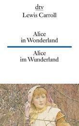 Alice im Wunderland. Alice in Wonderland