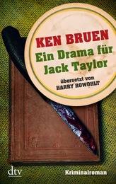 Ein Drama für Jack Taylor