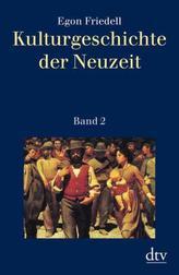 Kulturgeschichte der Neuzeit. Bd.2
