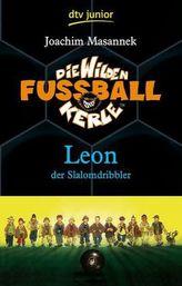 Die wilden Fußballkerle - Leon der Slalomdribbler