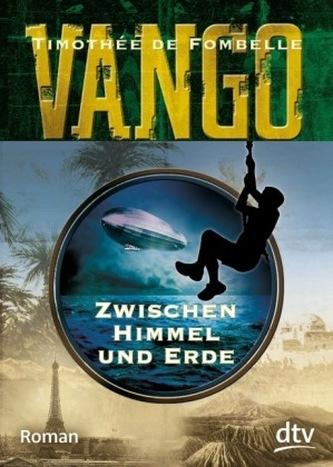 Vango - Zwischen Himmel und Erde - Timothée de Fombelle