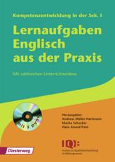 Lernaufgaben Englisch aus der Praxis, m. 3 DVDs
