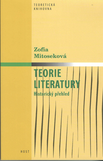 Teorie literatury: historický přehled