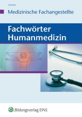 Fachwörter Humanmedizin