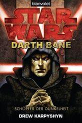 Star Wars, Darth Bane - Schöpfer der Dunkelheit