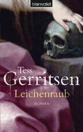 Leichenraub. Deutsche Erstausgabe