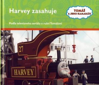 Harvey zasahuje - Tomáš a jeho kamaráti