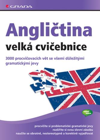 Angličtina Velká cvičebnice