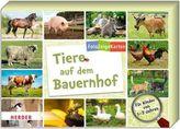 FotoZeigeKarten: Tiere auf dem Bauernhof