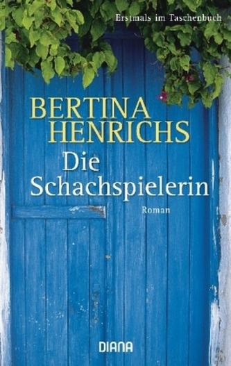 Die Schachspielerin - Henrichs, Bertina