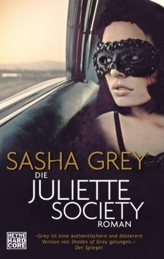 Die Juliette Society - Grey, Sasha