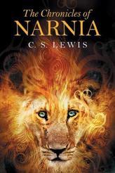 The Chronicles of Narnia, Adult edition. Die Chroniken von Narnia, englische Ausgabe