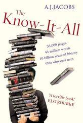 The Know-It-All. Britannica & ich, englische Ausgabe