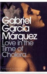 Love in the Time of Cholera. Die Liebe in den Zeiten der Cholera, englische Ausgabe
