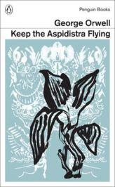 Keep the Aspidistra Flying. Die Wonnen der Aspidistra, englische Ausgabe