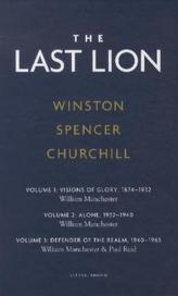 The Last Lion, 3 Vols.