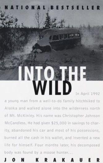 Into the Wild. In die Wildnis, englische Ausgabe - Jon Krakauer