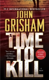 A Time to Kill. Die Jury, englische Ausgabe