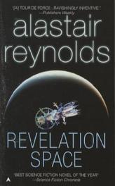 Revelation Space. Unendlichkeit, englische Ausgabe