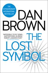 The Lost Symbol. Das verlorene Symbol, englische Ausgabe