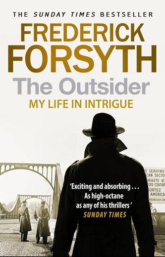 The Outsider, English Edition - Frederick Forsyth