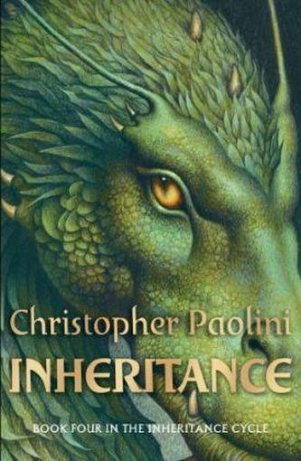 Inheritance. Eragon - Das Erbe der Macht, englische Ausgabe - Paolini, Christopher