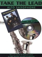 Take the Lead, The Blues Brothers, alto saxophone, w. Audio-CD