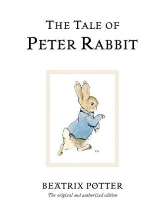 The Tale of Peter Rabbit. Die Geschichte von Peter Hase, englische Ausgabe - Beatrix Potter