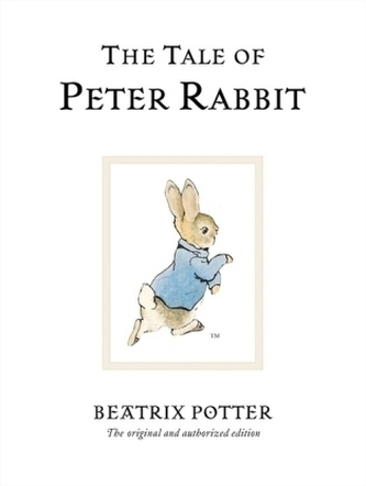 The Tale of Peter Rabbit. Die Geschichte von Peter Hase, englische Ausgabe - Potter, Beatrix