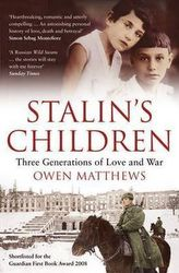 Stalin's Children. Winterkinder, englische Ausgabe