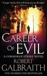 Career of Evil. Die Ernte des Bösen, englische Ausgabe
